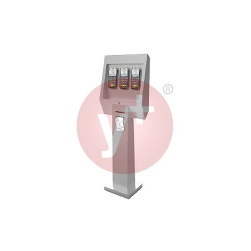 Kiosco Terminal Punto de Venta e Impresión de Tickets para Gasolineria