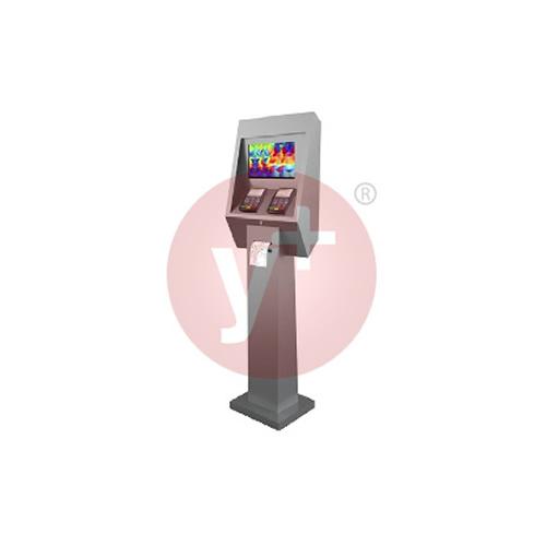Kiosco para Tablet Punto de Venta e Impresión de Tickets para Gasolineria